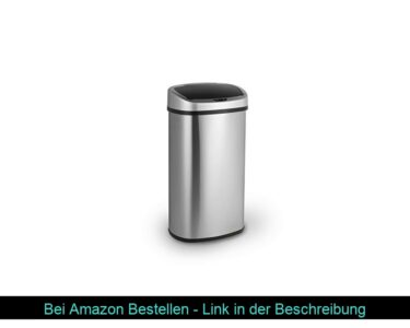 Küchenabfalleimer Wohnzimmer Lifa Living 58l Automatischer Sensor Mlleimer Kchenabflle