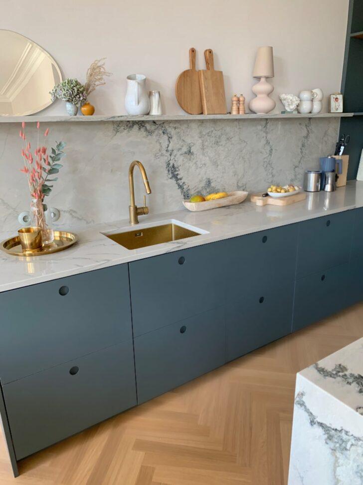 Medium Size of Wohnungskolumne Meine Kitchen Story So Planten Wir Unsere Spritzschutz Küche Plexiglas Industrie Fliesenspiegel Selber Machen Planen Abfalleimer Wohnzimmer Offene Küche Ikea