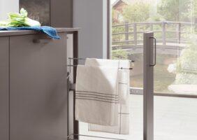 Küche Handtuchhalter