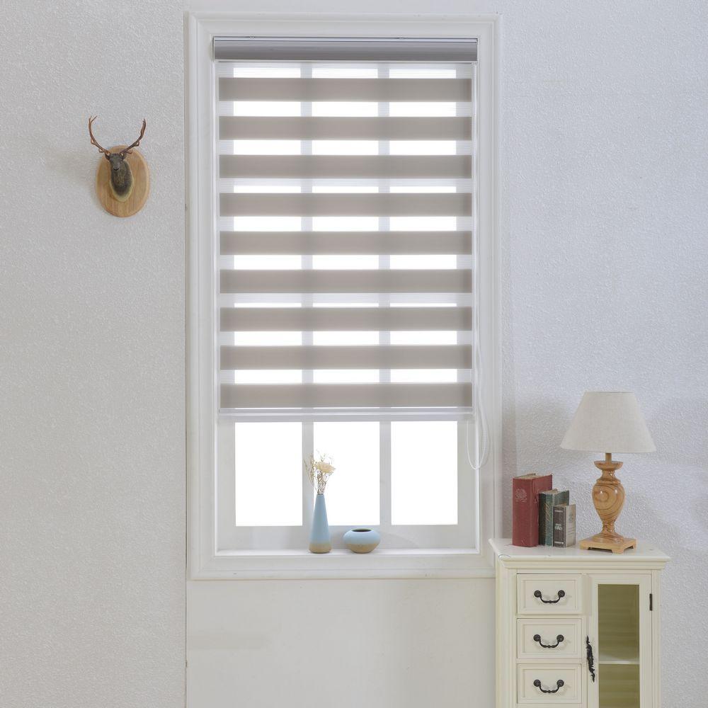 Full Size of Rollos Wohnzimmer Horizontale Fenster Sheer Schatten Blind Zebra Dual Gardinen Vorhang Hängeleuchte Tisch Lampen Stehlampen Teppich Lampe Wohnzimmer Rollos Wohnzimmer