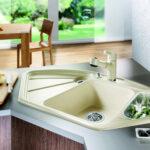 Sple Edelstahl Oder Keramik Was Ist Besser Vor Und Nachteile Waschbecken Küche Wohnzimmer Spülstein Keramik