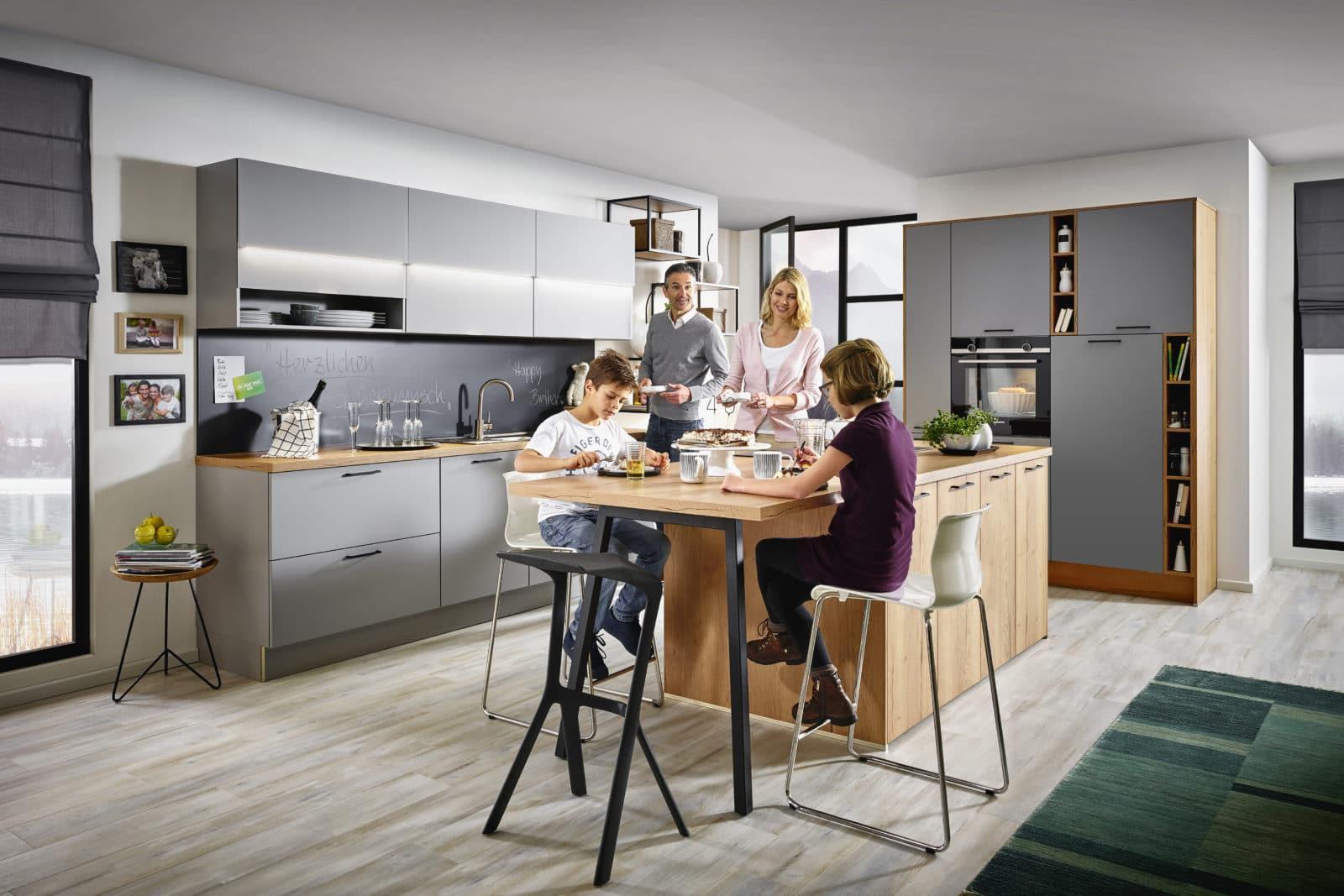 Full Size of Küchen Quelle Familientreffpunkt Kche Der Bauherr Regal Wohnzimmer Küchen Quelle