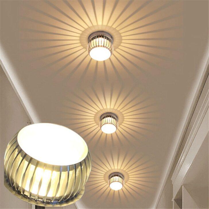 Medium Size of 3 Watt Led Eingang Licht Flur Gang Downlight Bad Wohnzimmer Küche Einbauleuchten Sofa Weiß Lampen Heizkörper Stehlampe Wandbild Schrank Beleuchtung Wohnzimmer Led Wohnzimmer Deckenleuchte