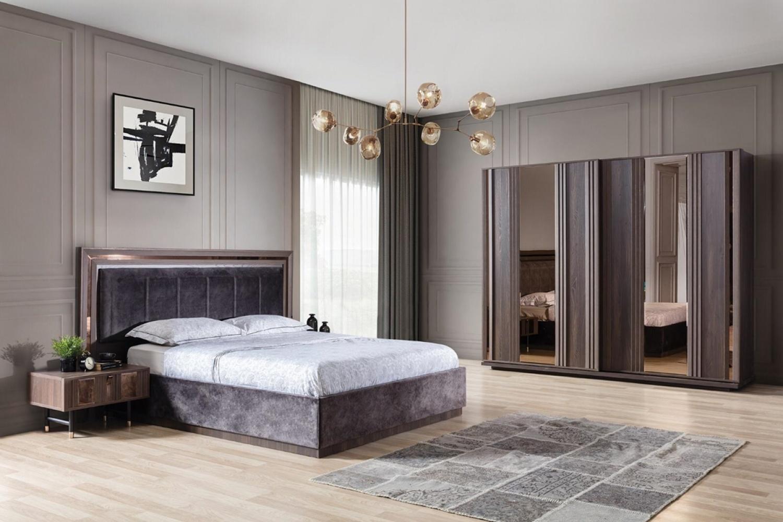 Full Size of Bauen Sie Ihr Traumhaus Juni 2018 Regal Schlafzimmer Set Weiß Luxus Mit überbau Massivholz Sessel Komplettes Günstige Teppich Led Deckenleuchte Gardinen Wohnzimmer Schlafzimmer Braun