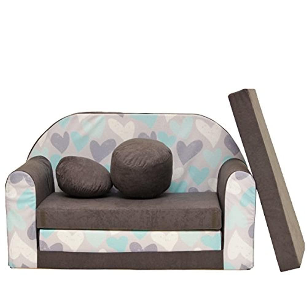 Full Size of Couch Ausklappbar Z16 Kindersessel Und Sitzkissen Kindersofa Schlafsofa Bett Ausklappbares Wohnzimmer Couch Ausklappbar