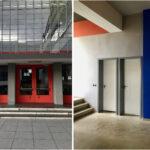 Paravent Bauhaus Was Uns Zwanzigerjahre Brachten Sweet Home Garten Fenster Wohnzimmer Paravent Bauhaus