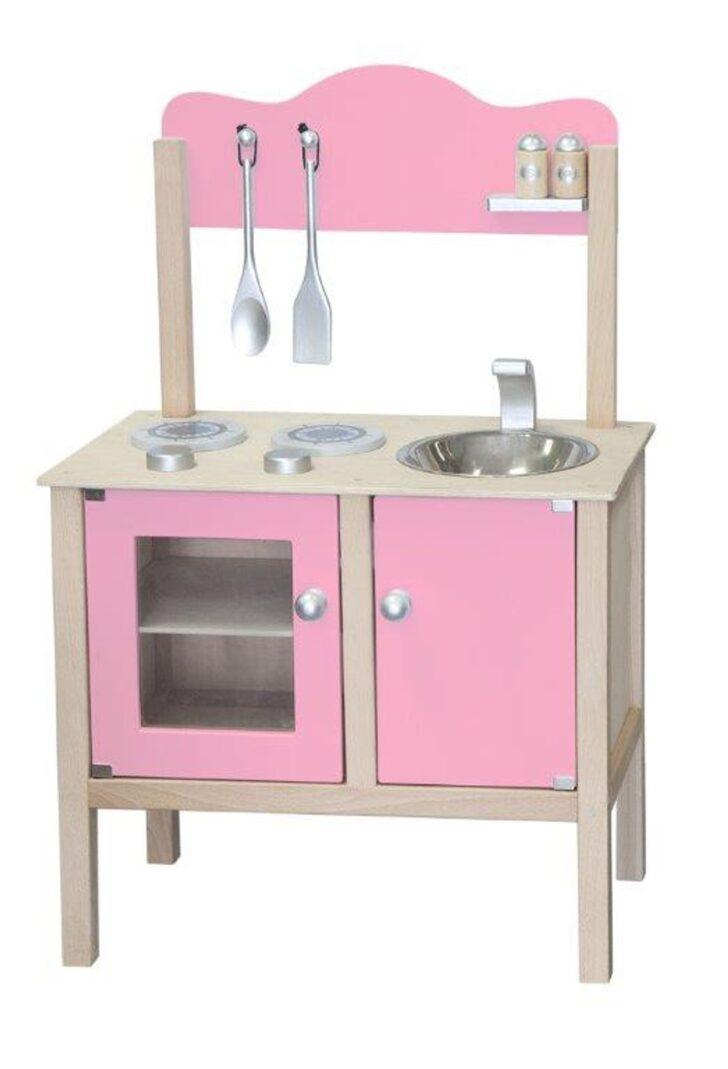 Medium Size of Spielküche Combi Kche Spielkche Kinderkche Rosa Mit Zubehr Aus Holz Kinder Wohnzimmer Spielküche