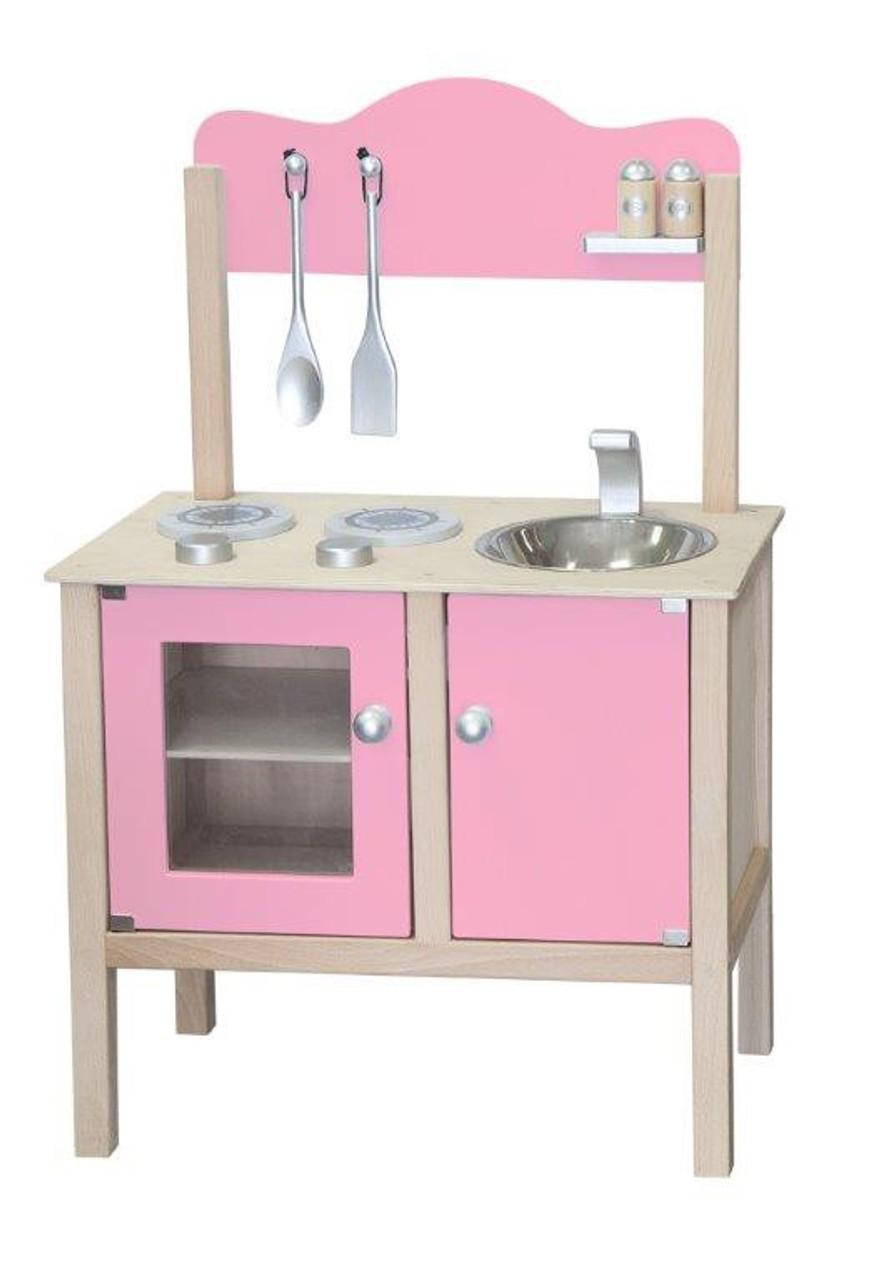 Full Size of Spielküche Combi Kche Spielkche Kinderkche Rosa Mit Zubehr Aus Holz Kinder Wohnzimmer Spielküche