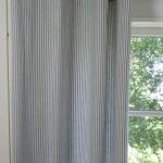 Vorhänge Vorhang Pamela Grau Gestreift 2 120x250 Cm Fr Stange Schiene Küche Schlafzimmer Wohnzimmer Wohnzimmer Vorhänge