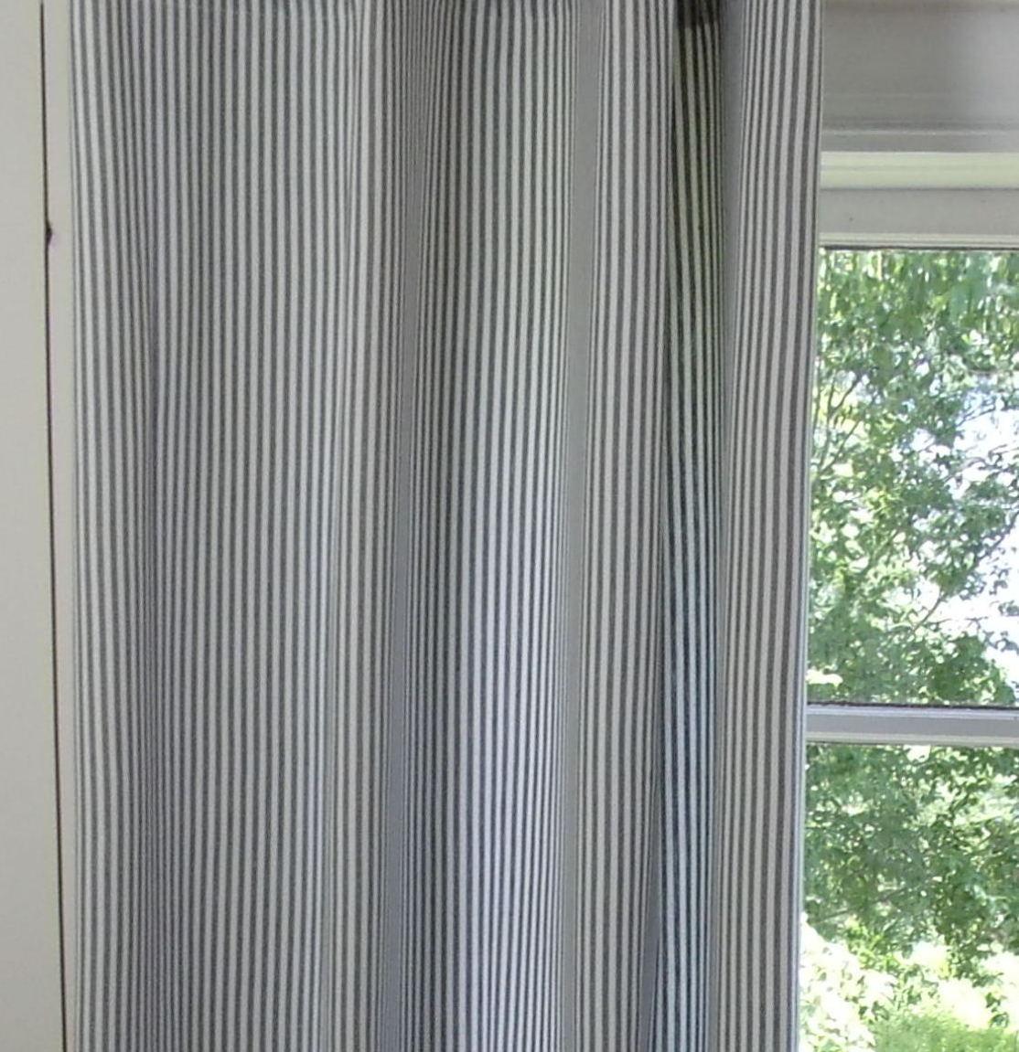 Full Size of Vorhänge Vorhang Pamela Grau Gestreift 2 120x250 Cm Fr Stange Schiene Küche Schlafzimmer Wohnzimmer Wohnzimmer Vorhänge