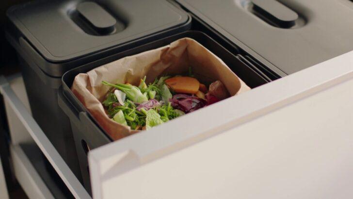 Medium Size of Auszug Mülleimer Ikea Wenig Aufwand Fr Eine Nachhaltige Kche Youtube Modulküche Sofa Mit Schlaffunktion Einbau Küche Kosten Betten 160x200 Bei Kaufen Doppel Wohnzimmer Auszug Mülleimer Ikea