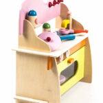 Spielzeugküche Holz Wohnzimmer Spielzeugküche Holz Spielzeug Kche Kinderkche Spielzeugkche Herd Ofen Esstisch Holzplatte Küche Modern Massivholz Ausziehbar Modulküche Cd Regal Holzfliesen