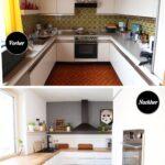 Landhausküche Tapete Wohnzimmer Landhausküche Tapete Vorher Nachher Unsere Traum Kche Unter 5000 Euro Wohnprojekt Fototapete Wohnzimmer Gebraucht Küche Tapeten Schlafzimmer Grau Modern