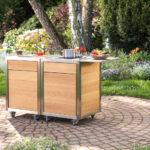 Mobile Kche Fr Designliebhaber Und Individualisten Neoculina Küche Wohnzimmer Mobile Outdoorküche