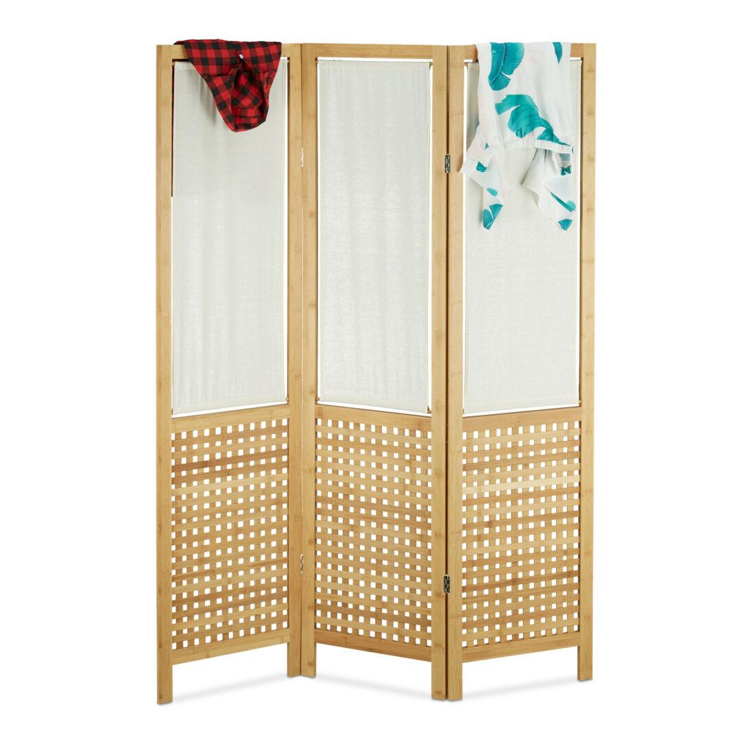 Large Size of Paravent Bambus Raumtrenner Spanische Wand Trennwand 4 Teilig 180 Garten Bett Wohnzimmer Paravent Bambus