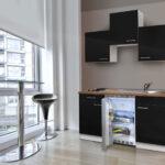 Edelstahlküche Gebraucht Respekta Kchenzeile Kchenblock Single Mini Kche Weiss Schwarz Gebrauchte Fenster Kaufen Küche Einbauküche Landhausküche Regale Wohnzimmer Edelstahlküche Gebraucht