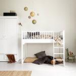 Halbhohes Hochbett Oliver Furniture Junior Seaside Online Kaufen Bett Wohnzimmer Halbhohes Hochbett