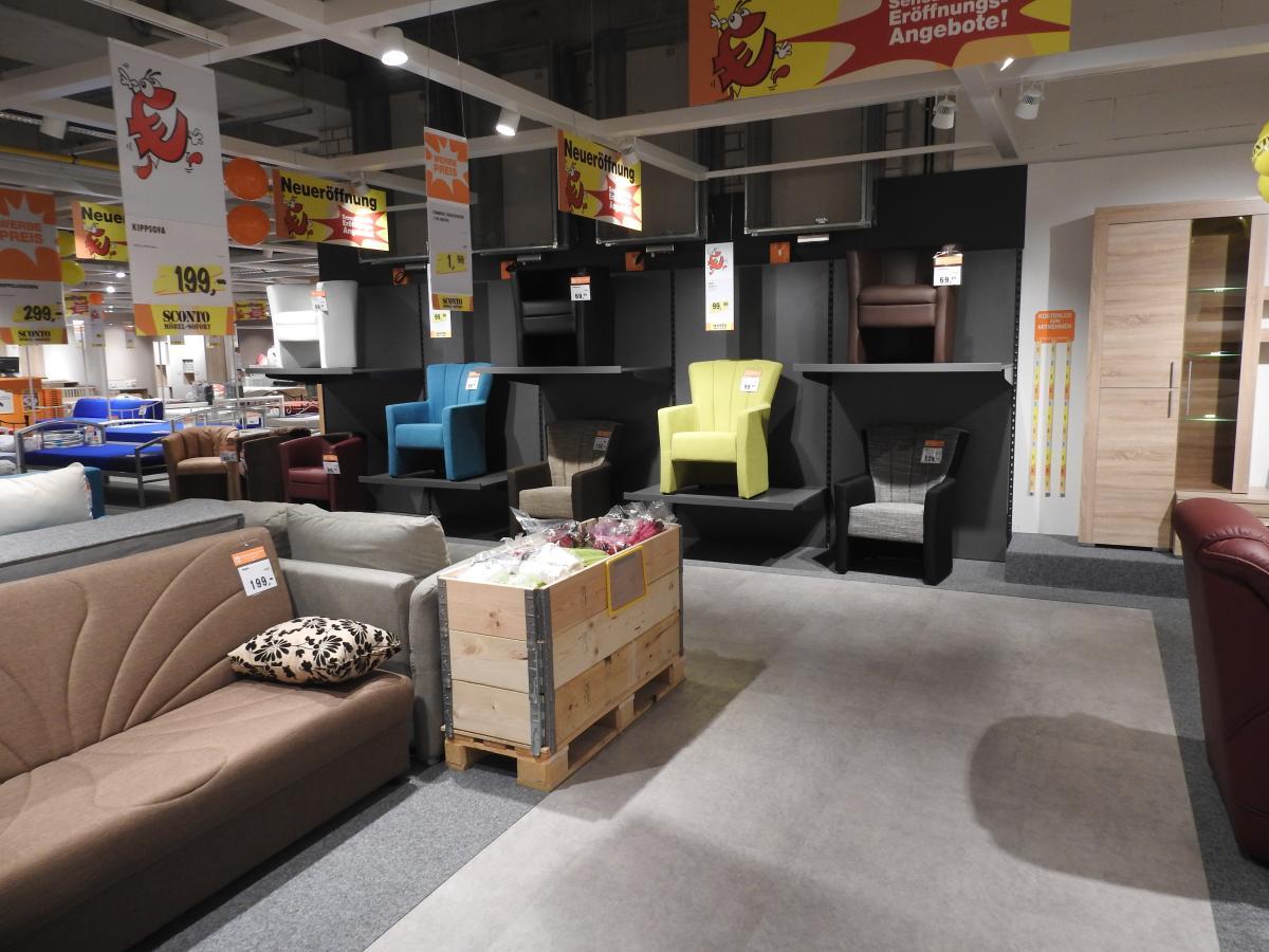 Full Size of Sconto Sb Der Mbelmarkt Gmbh Kln Rsrath Ffnungszeiten Küchen Regal Wohnzimmer Sconto Küchen