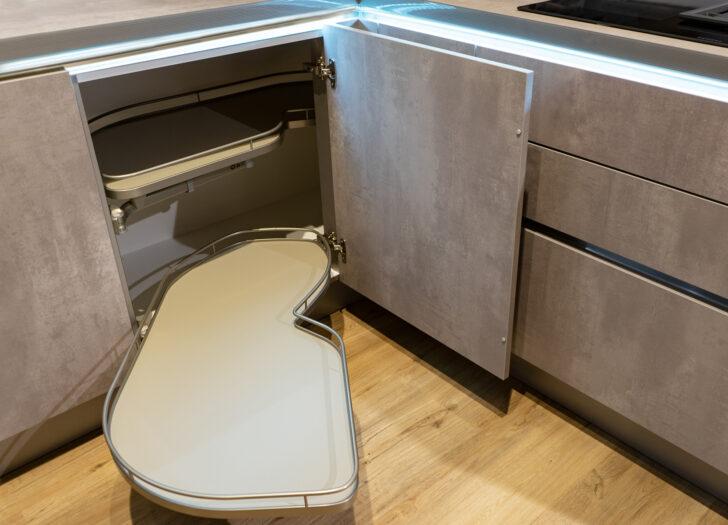 Medium Size of Küchen Eckschrank Rondell Besten Ordnungssysteme Und Stauraumlsungen Saar Kchen Regal Bad Küche Schlafzimmer Wohnzimmer Küchen Eckschrank Rondell