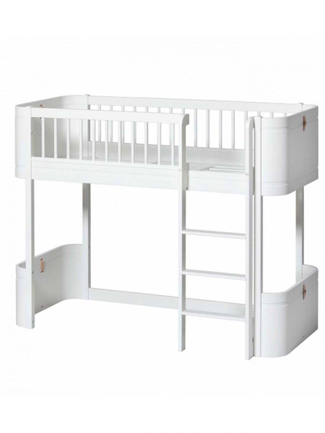 Large Size of Wood Mini Halbhohes Hochbett Bett Wohnzimmer Halbhohes Hochbett