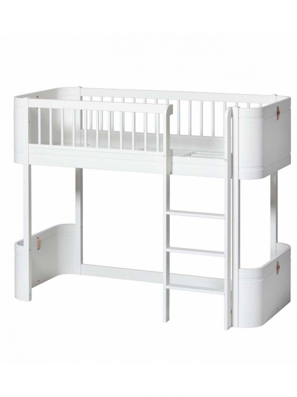 Full Size of Wood Mini Halbhohes Hochbett Bett Wohnzimmer Halbhohes Hochbett