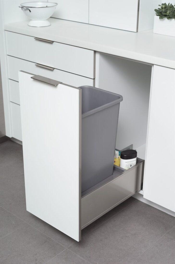 Medium Size of Müllsystem Moderne Einbau Mlleimer Fr Kche Ideen Und Tipps Küche Wohnzimmer Müllsystem