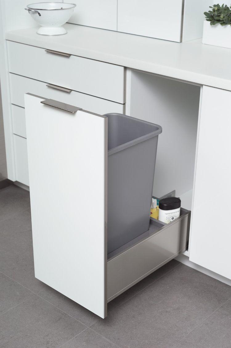 Full Size of Müllsystem Moderne Einbau Mlleimer Fr Kche Ideen Und Tipps Küche Wohnzimmer Müllsystem