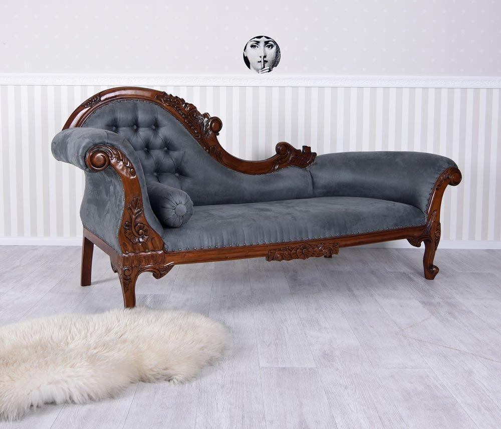 Full Size of Recamiere Samt Gigant Chaiselongue Sofa Chippendale Xxl Sitzbank Mit Wohnzimmer Recamiere Samt