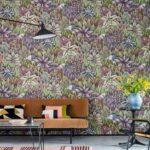 Wandgestaltung Im Wohnzimmer Tipps Zu Farben Tapeten Für Küche Lampe Vorhänge Die Vinylboden Led Deckenleuchte Vorhang Großes Bild Tisch Deckenleuchten Wohnzimmer Tapeten Wohnzimmer Ideen