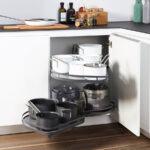 Küchenkarussell Lemans Topfauszug Fr Kchenschrnke Kessebhmer Wohnzimmer Küchenkarussell