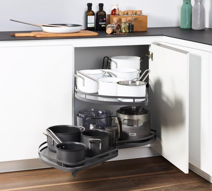 Medium Size of Küchenkarussell Lemans Topfauszug Fr Kchenschrnke Kessebhmer Wohnzimmer Küchenkarussell