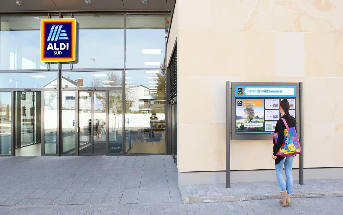 Full Size of Kippliege Aldi Sd Supermarkt In Bad Mnstereifel Trierer Strae 20 Relaxsessel Garten Wohnzimmer Kippliege Aldi