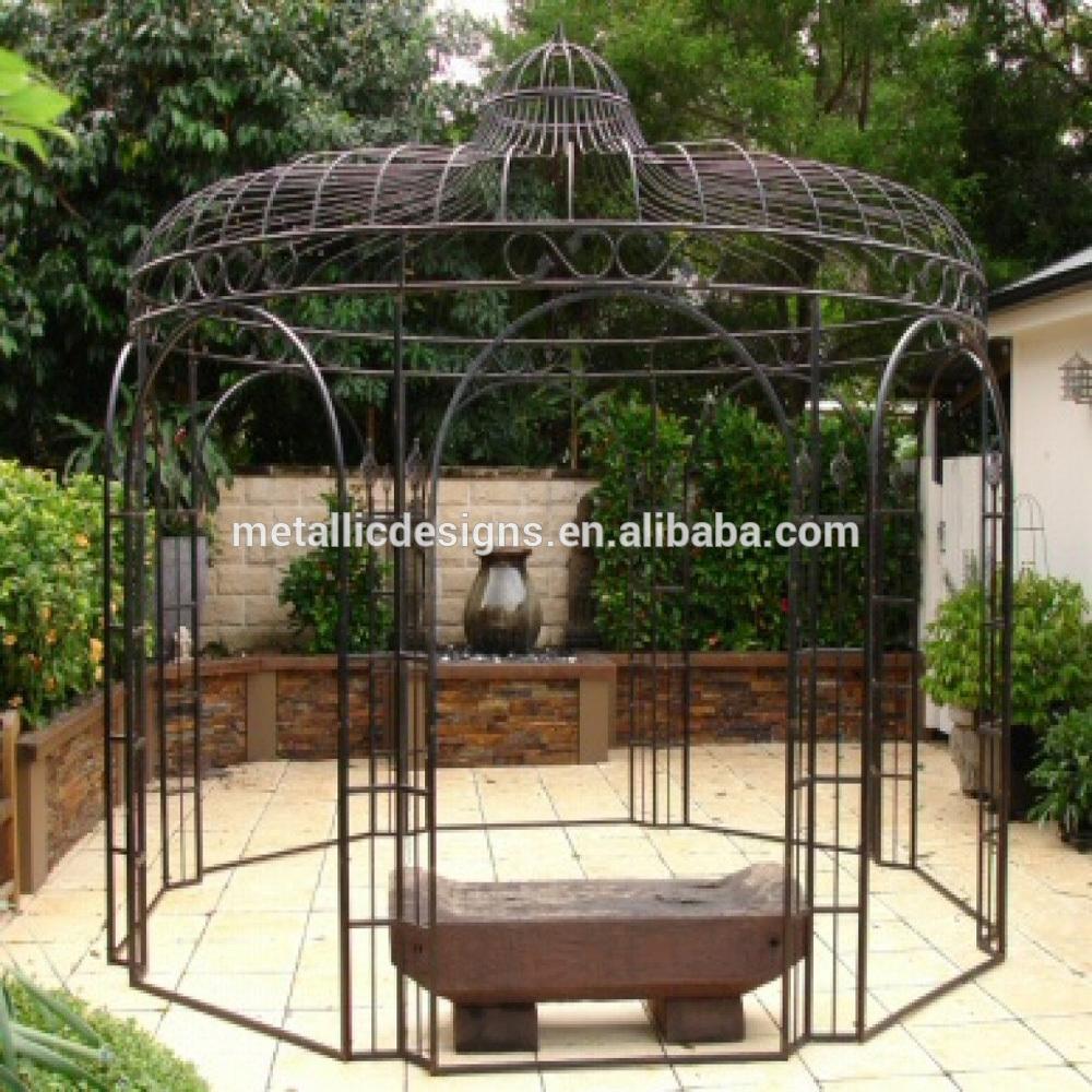 Full Size of Pavillon Eisen Finden Sie Besten Pergola Hersteller Und Garten Wohnzimmer Pavillon Eisen