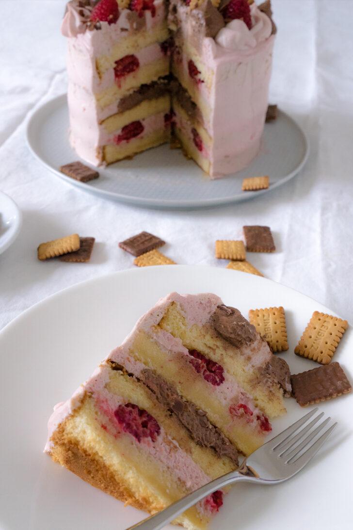 Medium Size of Himbeer Schokoladen Torte Kchenkarussell Foodblog Vienna Wohnzimmer Küchenkarussell
