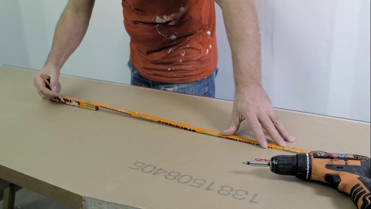 Full Size of Hornbach Meisterschmiede Arbeitsplatte Zuschneiden Youtube Küche Arbeitsplatten Sideboard Mit Wohnzimmer Hornbach Arbeitsplatte