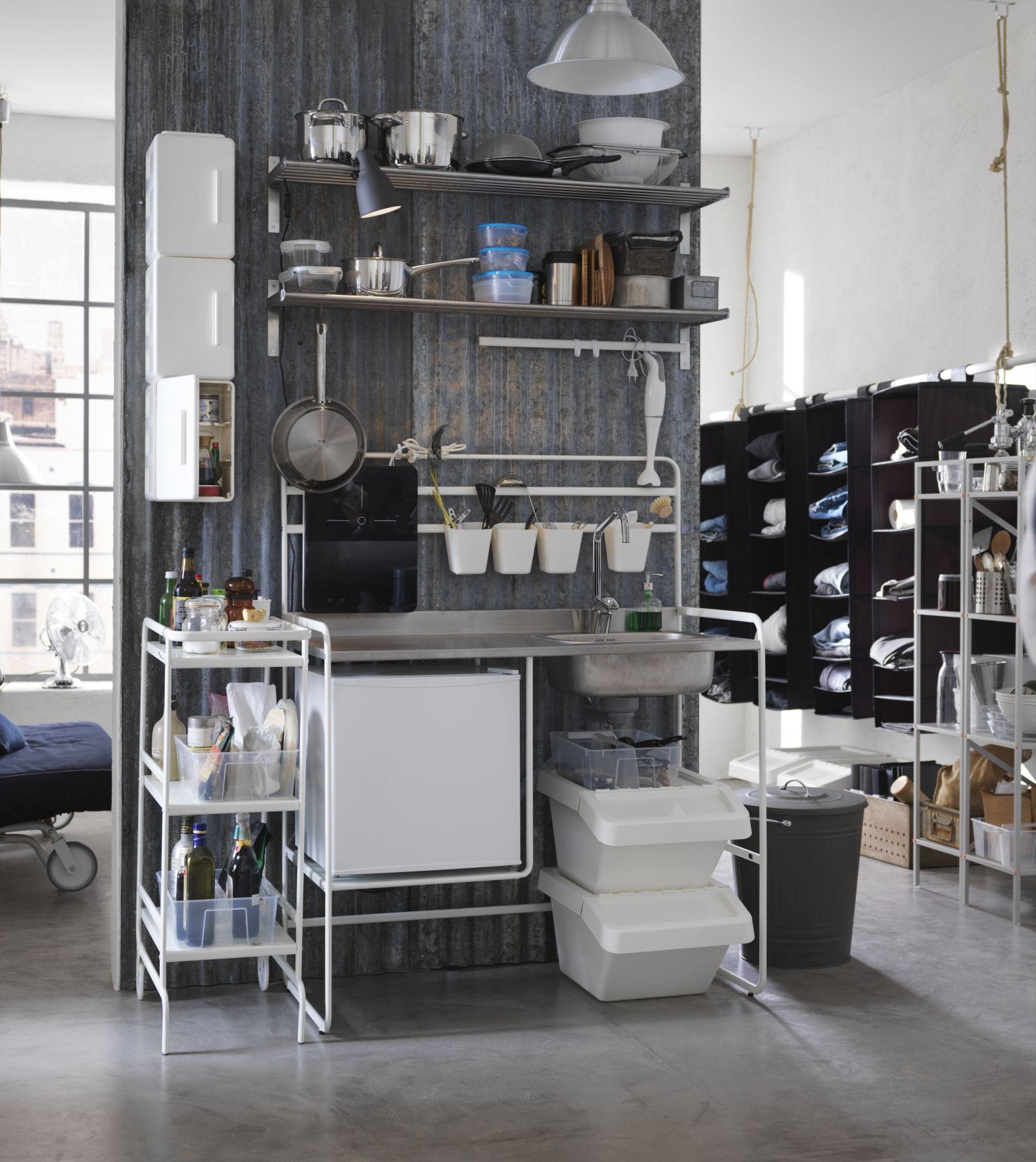 Full Size of Mbel Einrichtungsideen Fr Dein Zuhause Kche Gestalten Küche Kaufen Ikea Modulküche Kosten Sofa Mit Schlaffunktion Betten Bei Miniküche 160x200 Wohnzimmer Ikea Miniküchen