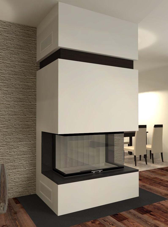 Full Size of Kamin Modern Dreiseitiger Panorama Zp9 Mit Spartherm Montage Gaskamin Garten Bett Design Moderne Duschen Esstisch Deckenleuchte Schlafzimmer Wohnzimmer Wohnzimmer Kamin Modern