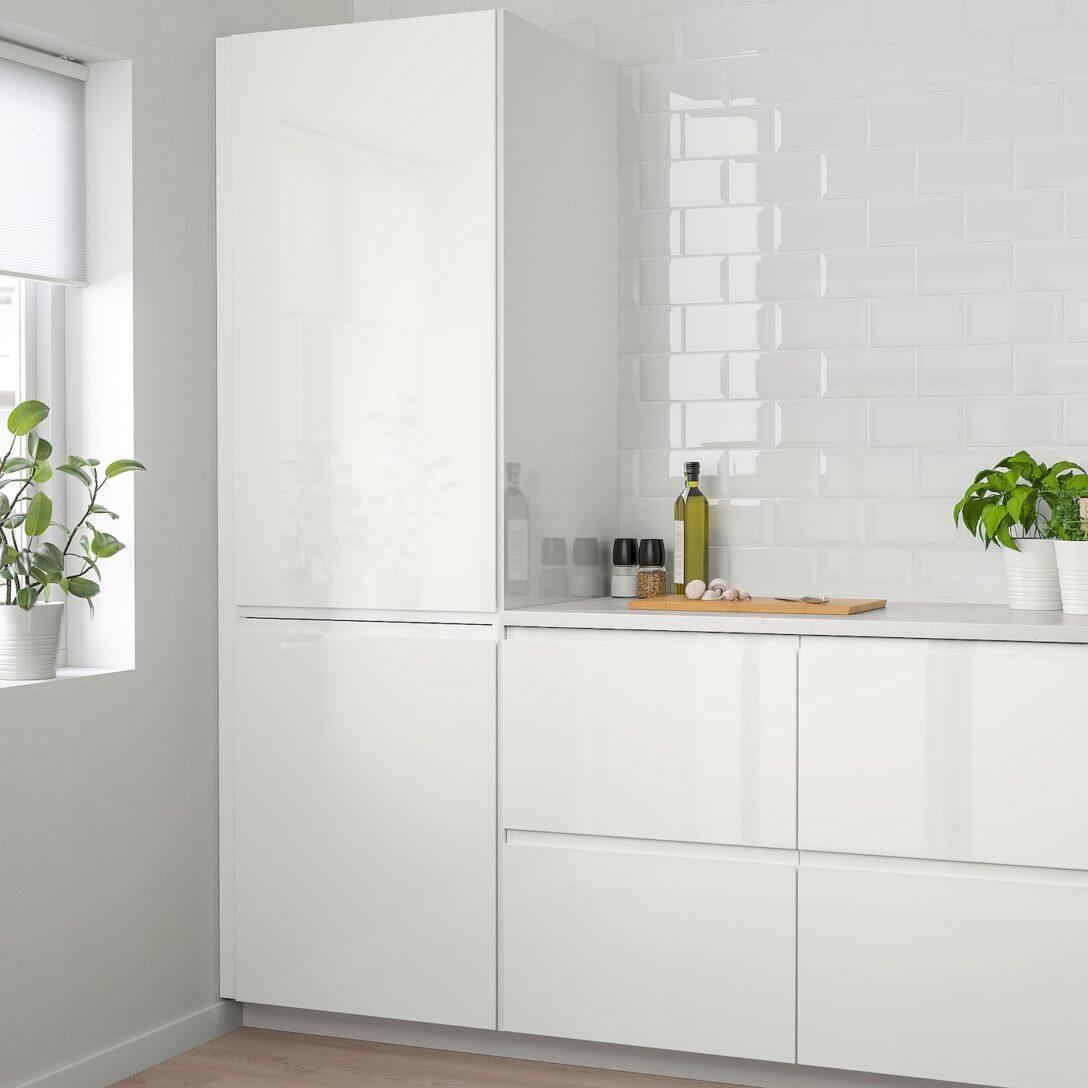 Large Size of Ikea Küchenzeile Voxtorp Tr Hochglanz Wei Deutschland Küche Kosten Kaufen Miniküche Modulküche Betten 160x200 Bei Sofa Mit Schlaffunktion Wohnzimmer Ikea Küchenzeile