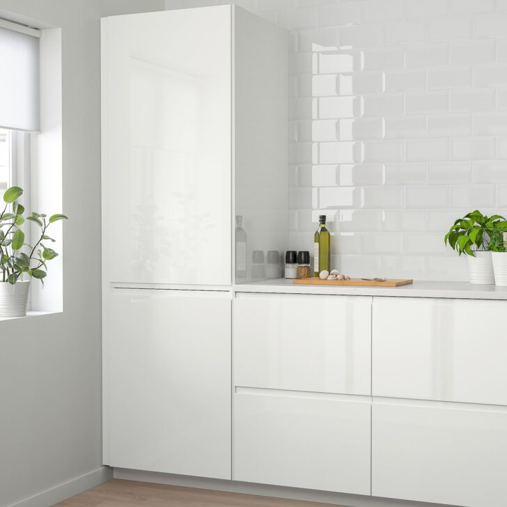 Medium Size of Ikea Küchenzeile Voxtorp Tr Hochglanz Wei Deutschland Küche Kosten Kaufen Miniküche Modulküche Betten 160x200 Bei Sofa Mit Schlaffunktion Wohnzimmer Ikea Küchenzeile