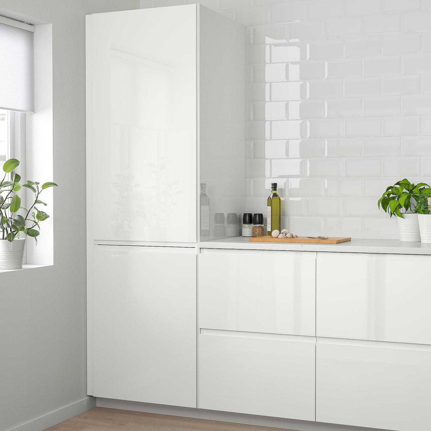 Full Size of Ikea Küchenzeile Voxtorp Tr Hochglanz Wei Deutschland Küche Kosten Kaufen Miniküche Modulküche Betten 160x200 Bei Sofa Mit Schlaffunktion Wohnzimmer Ikea Küchenzeile