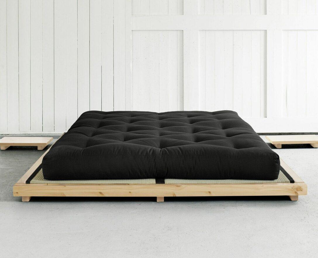 Large Size of Flaches Bett Massives Futonbett Traditionelles Japanisches Design Cimino Modern Minion 140x200 Weiß Even Better Clinique 90x200 Liegehöhe 60 Cm Günstig Wohnzimmer Flaches Bett