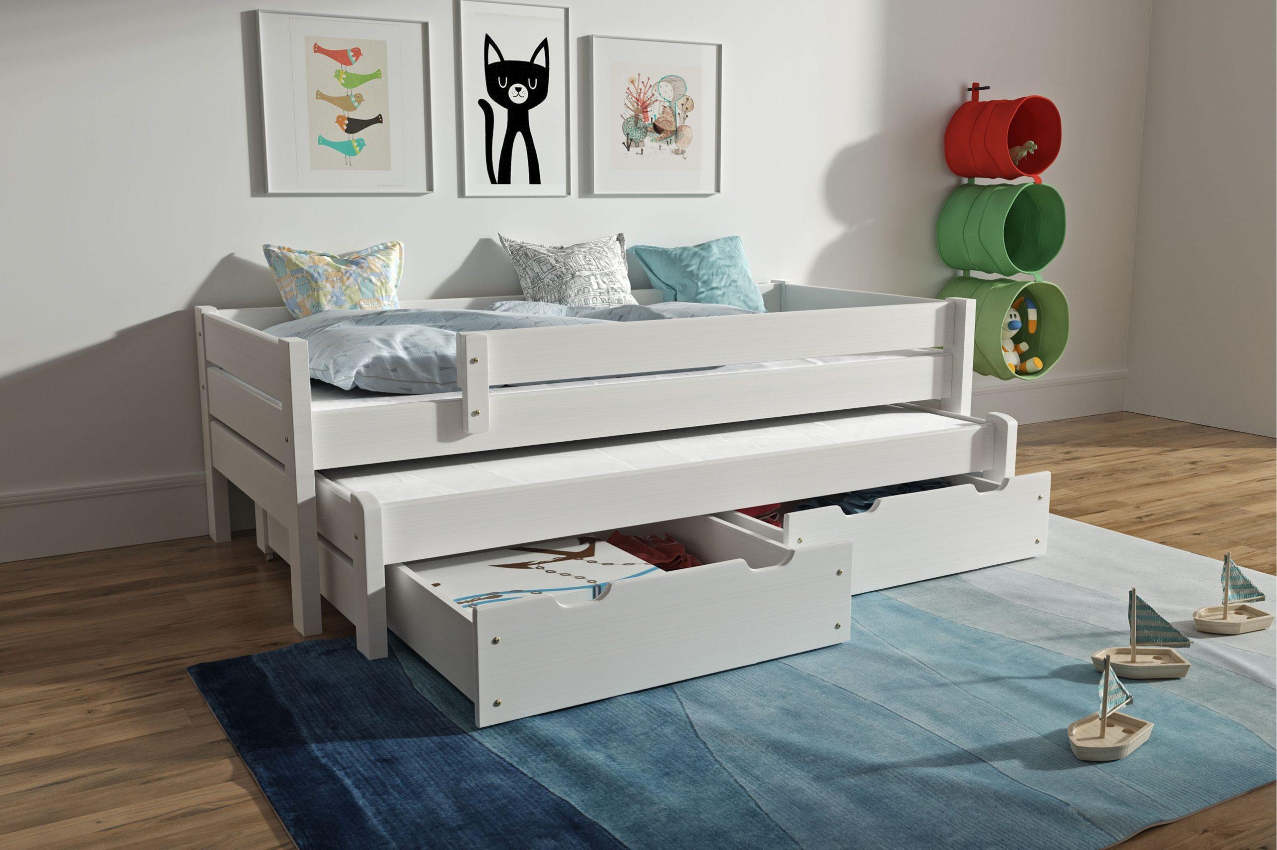 Full Size of Bett Mit Ausziehbett Ikea Flexa Betten 120 Krankenhaus Joop Regal Test Pantryküche Kühlschrank Sitzbank Küche Lehne Schreibtisch Eiche Massiv 180x200 Wohnzimmer Bett Mit Ausziehbett Ikea