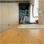 Küche Wildeiche Gebrauchte Wandpaneel Glas Musterküche Rückwand Aufbewahrungssystem Jalousieschrank Obi Einbauküche Sitzgruppe Wasserhahn Mit E Geräten Wohnzimmer Küche Wildeiche