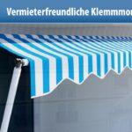 Paravent Balkon Bauhaus Sunfun Klemmmarkise Gelb Wei Fenster Garten Wohnzimmer Paravent Balkon Bauhaus