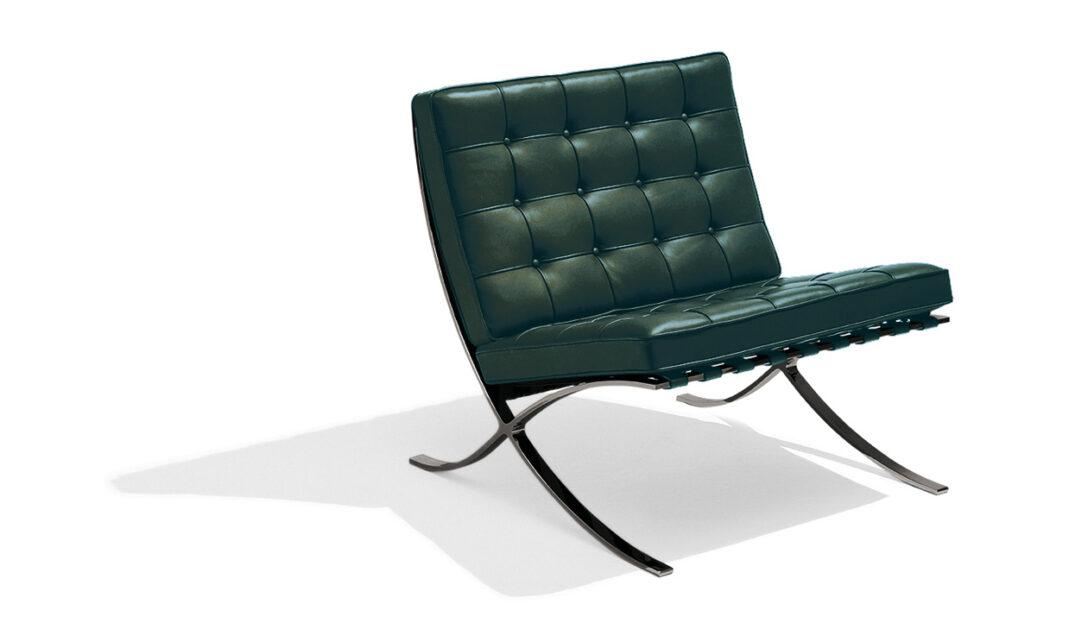 Large Size of Paravent Bauhaus Knoll Prsentiert Den Barcelona Sessel In Der Edition Garten Fenster Wohnzimmer Paravent Bauhaus