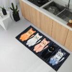 Küche Teppich Kche Lufer Flur Kchenteppich Rosa Badezimmer Edelstahlküche Hängeschrank Vorhang Kräutergarten Aufbewahrung Bodenbeläge Mit Elektrogeräten Wohnzimmer Küche Teppich