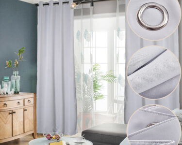Scheibengardinen Modern Blickdicht Wohnzimmer Scheibengardinen Modern Blickdicht Gardinen Thermostoff Blackout Gardine Vorhang Fenstervorhang Deckenlampen Wohnzimmer Modernes Bett Deckenleuchte
