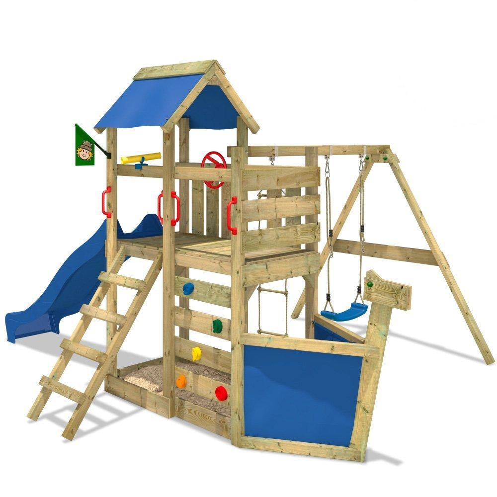 Full Size of Spielturm Freaks Test Inselküche Abverkauf Bad Kinderspielturm Garten Wohnzimmer Spielturm Abverkauf