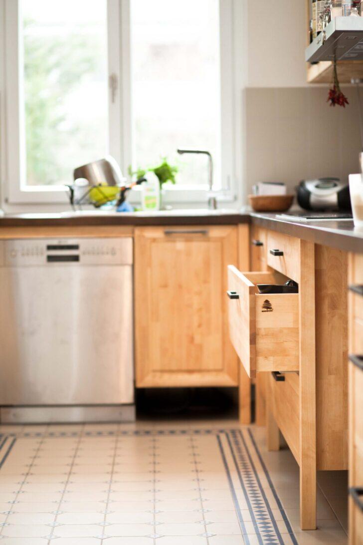 Medium Size of Modulküche Ikea Holz Wohnzimmer Modulküche Cocoon