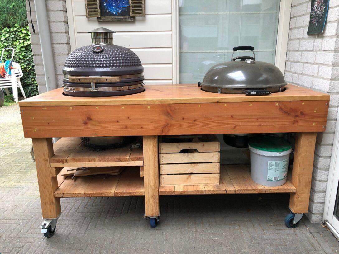Large Size of Amerikanische Outdoor Küchen Kche Aus Holz Selber Bauen Inklusive Eingebautem Grill Amerikanisches Bett Regal Küche Kaufen Betten Edelstahl Wohnzimmer Amerikanische Outdoor Küchen